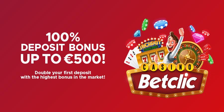 betclic bonus casino