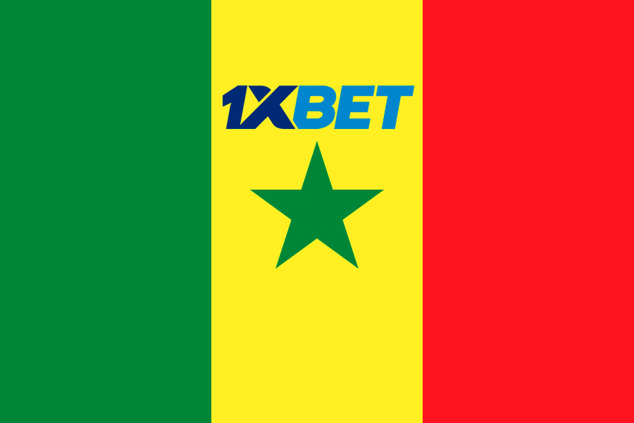 1xBet inscription au Sénégal